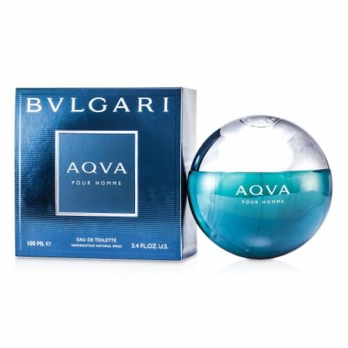 Bvlgari Aqva Pour Homme EDT Spray 100ml/3.4oz Perspective: back