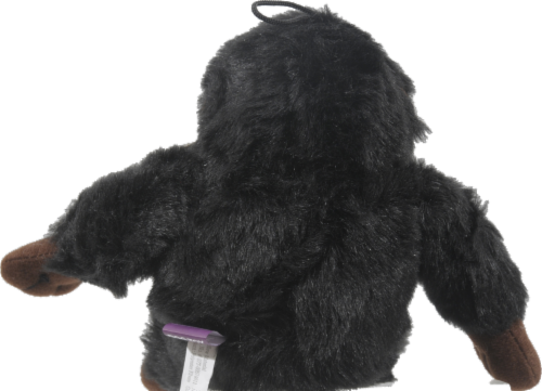 Multipet Look Who's Talking Chimp Dog Toy Perspective: back
