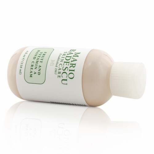 Mario Badescu Fruit And Vitamin A Hand Cream  For All Skin Types 118ml/4oz Perspective: back