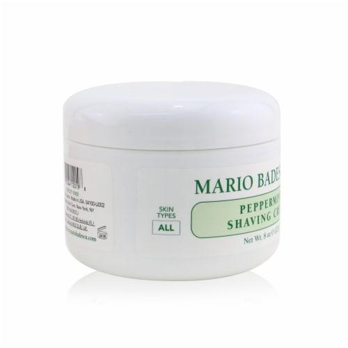 Mario Badescu Peppermint Shaving Cream 236ml/8oz Perspective: back