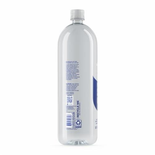 Smartwater® Vapor Distilled Water Perspective: back
