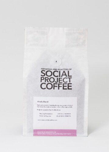 Ainslie Blend Ground Coffee Perspective: back