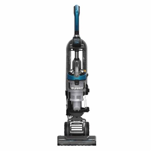 Eureka FloorRover Elite Bagless Pet Vacuum Cleaner, Teal (Refurbished) Perspective: back