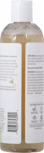 Burt's Bees Baby Bee Shampoo & Body Wash Perspective: back