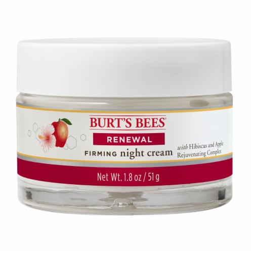 Burt's Bees Renewal Firming Night Cream Perspective: back