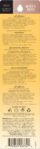 Burt's Bees All Aflutter 1805 Classic Black Multi-Benefit Mascara Perspective: back