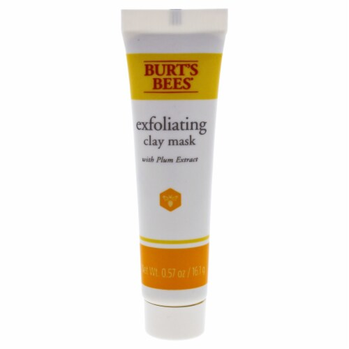 Burt's Bees Exfoliating Clay Mask Perspective: back