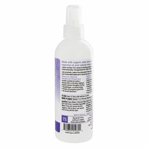 Lafe's Deodorant Spray Lavender - 8 fl oz - Pack of 3 Perspective: back