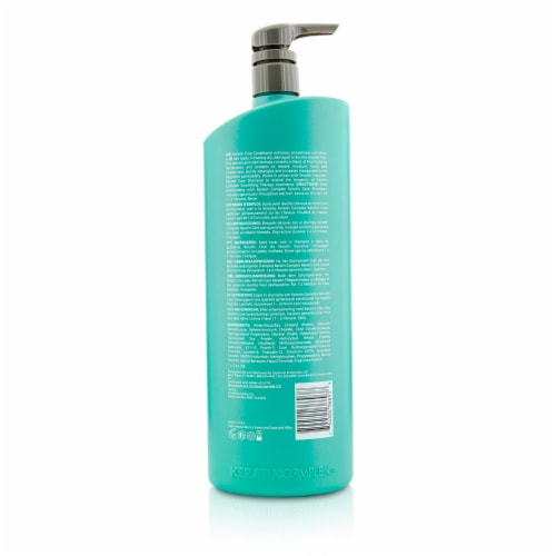 Keratin Complex Smoothing Therapy Keratin Care Conditioner  For All Hair Types (MFG Date : FE Perspective: back