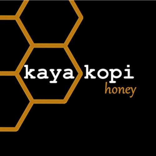Premium Kaya Kopi Honey Whole Coffee Beans (10 Grams) Perspective: back
