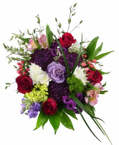 Heartfelt Bouquet - Assorted Perspective: back