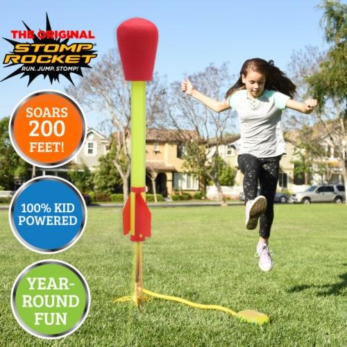 Stomp Rocket® Original Ultra Rocket Perspective: back