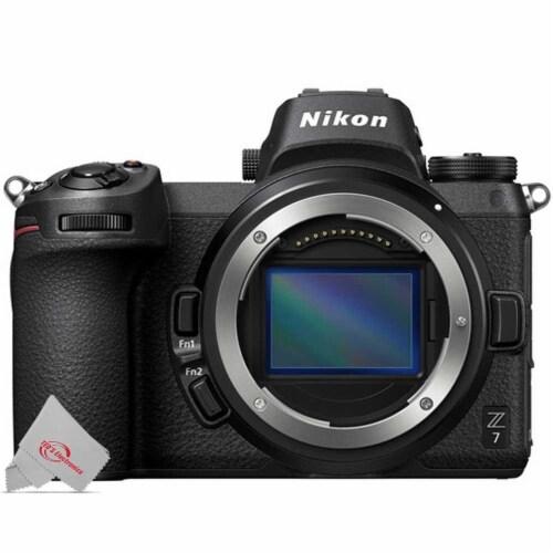 Nikon Z 7 Mirrorless Digital Camera Body With Nikkor Z 50mm F/1.8 S Lens Perspective: back