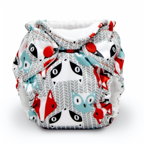 Kanga Care Lil Joey Cloth Diaper (2pk) Clyde Perspective: back