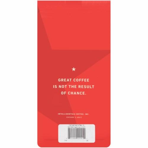 Intelligentsia Organic Decaf El Mago Ground Coffee Perspective: back