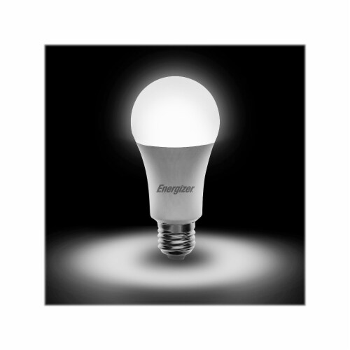Energizer A19 Smart Bright Multiwhite LED Bulb Perspective: back