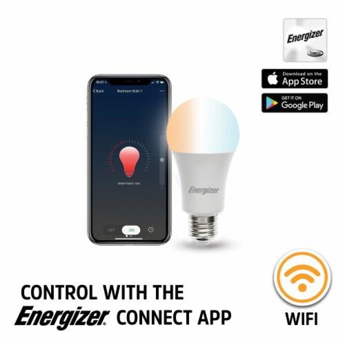 800-Lumen Smart Wi-Fi Bright Multiwhite LED Bulbs, 2 Pack Perspective: back