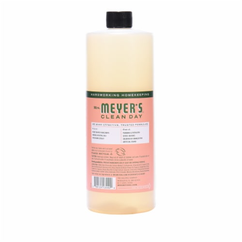 Mrs. Meyer's Clean Day Multi Surface Cleaner Perspective: back