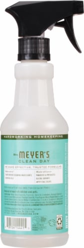 Mrs. Meyer's Clean Day Multi-Surface Everyday Cleaner Basil Scent Perspective: back