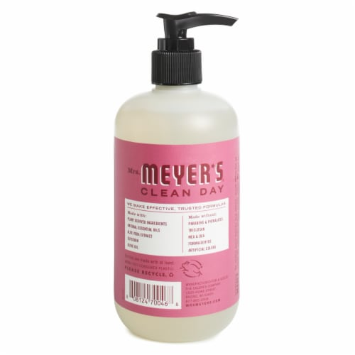 Mrs. Meyer's® Clean Day Mum Scent Hand Soap Perspective: back