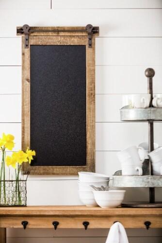 Evergreen Chalkboard Perspective: back