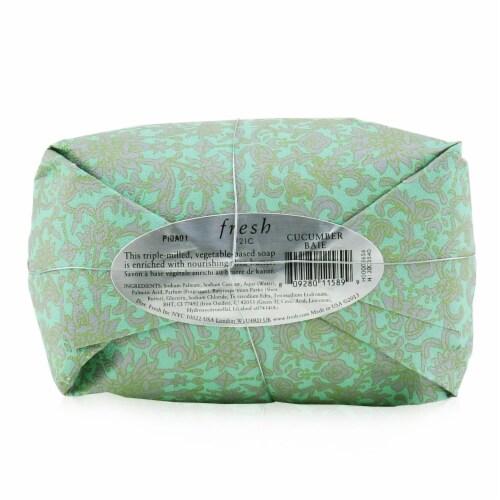 Fresh Original Soap  Cucumber Baie 250g/8.8oz Perspective: back