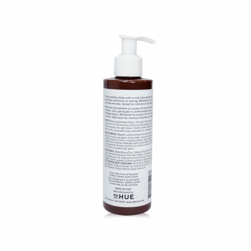 dpHUE Gloss+ SemiPermanent Hair Color and Deep Conditioner  # Auburn 192ml/6.5oz Perspective: back