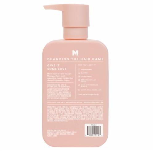 MONDAY Haircare Moisture Shampoo Perspective: back