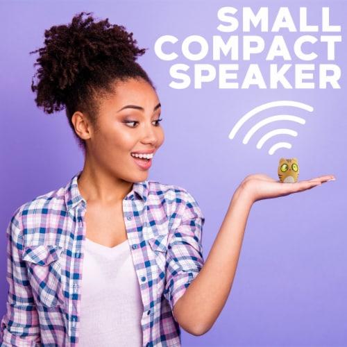 Mini Bluetooth Animal Pet Wireless Speaker Perspective: back