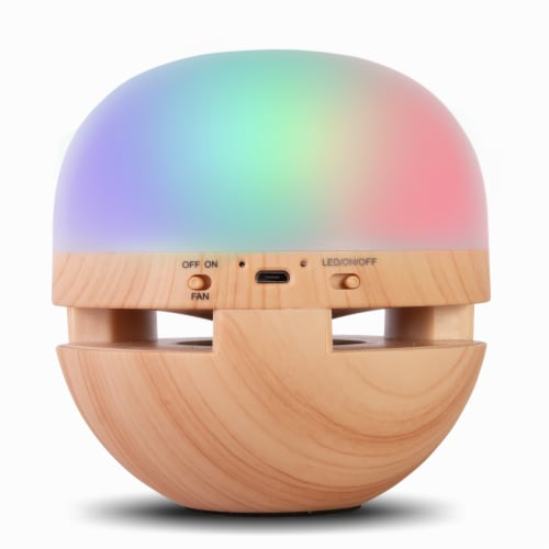 Ihip 3 In 1 Wireless Speaker Diffuser Perspective: back