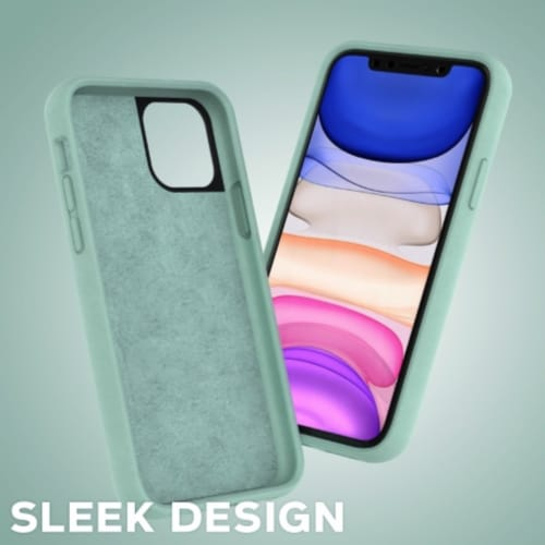 Terra Natural Eco-friendly Iphone 11 Case Perspective: back