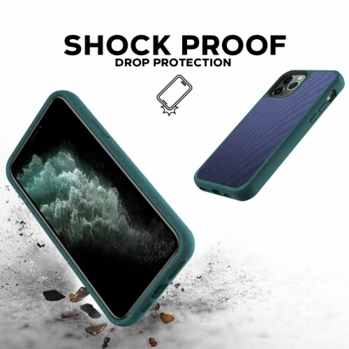 Terra Natural Eco-friendly Iphone 11 Pro Max Case Perspective: back