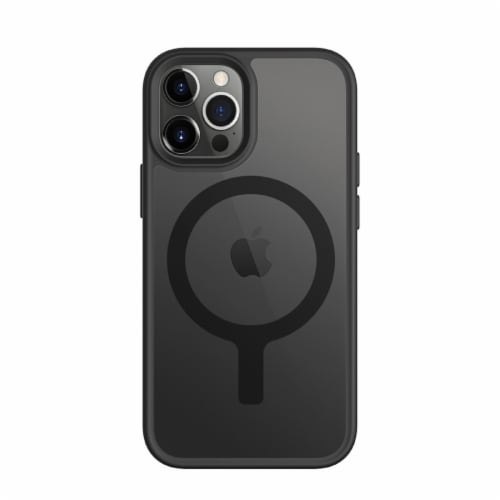 Prodigee iPhone 12 Magneteek Cell Phone Case - Black Perspective: back