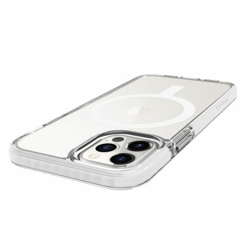 Prodigee iPhone 12 Pro Magneteek Cell Phone Case Perspective: back