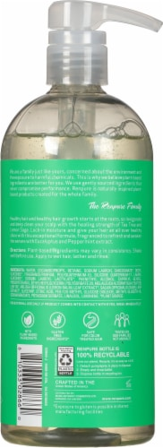 Renpure® Tea Tree Lemon Sage Shampoo Perspective: back