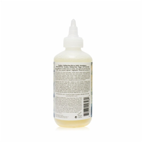 Acid Wash ACV Cleansing Rinse by R+Co for Unisex - 6 oz Cleanser Perspective: back