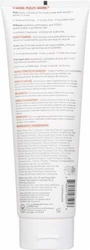 The Honest Co.® Sweet Almond Face & Body Lotion Perspective: back