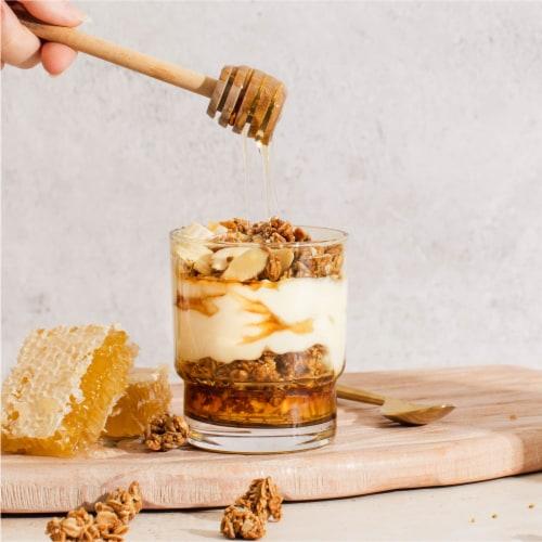 Purely Elizabeth Honey Almond Probiotic Ancient Grain Granola Perspective: back