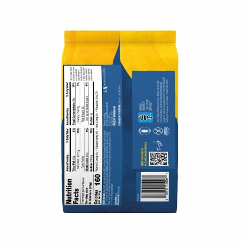 Schar Gluten Free Table Crackers Perspective: back