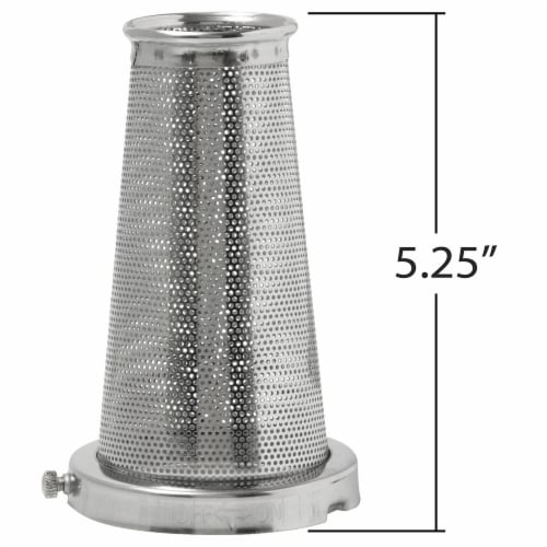 Roots & Branches Model 250 Food Strainer VKP250 Perspective: back