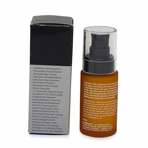PCA Skin ExLinea Peptide Smoothing Serum Perspective: back