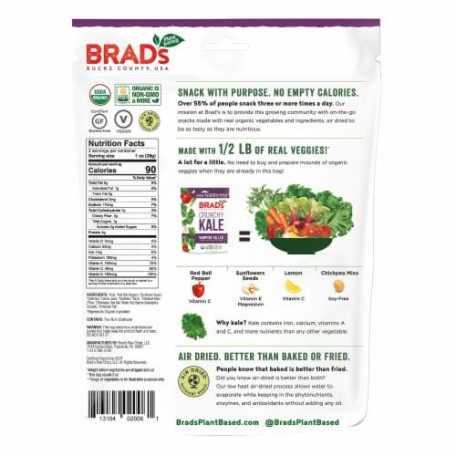 Brad's Vampire Killer Crunchy Kale Perspective: back