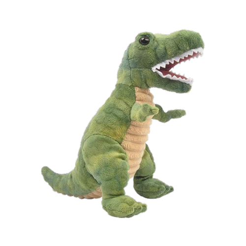 Linzy Toys Dino-Mite Dinosaur Plush - Assorted Perspective: back