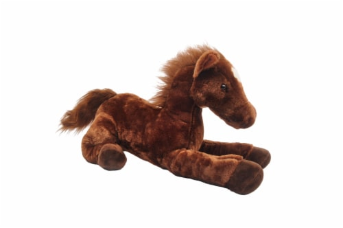 Linzy Toys Lucky Horse Plush Perspective: back