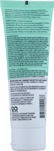 Acure® Ultra Hydrating Green Juice Cleanser Perspective: back
