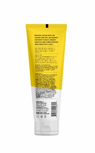 Acure Argan and Pumpkin Ultra Hydrating Conditioner Perspective: back