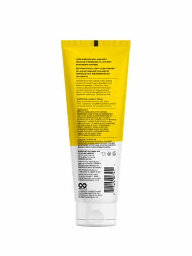 Acure Ultra Hydrating Body Wash Perspective: back