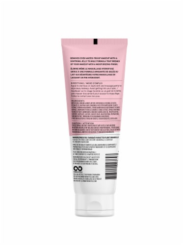Acure Seriously Soothing Jelly Milk Makeup Remover Perspective: back