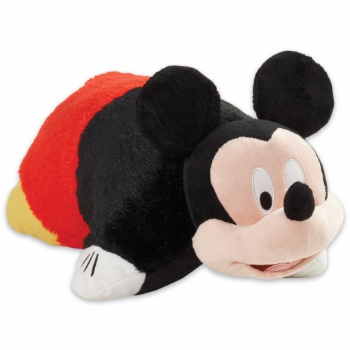 Pillow Pets Disney Mickey Mouse Plush Toy Perspective: back