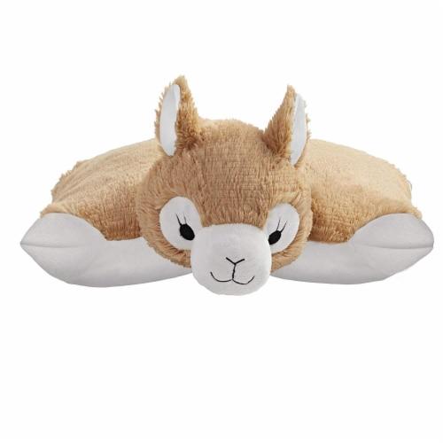 Pillow Pets Signature Lovable Llama - Stuffed Animal Plush Toy Perspective: back